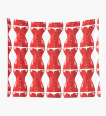 Corset Wall Tapestry