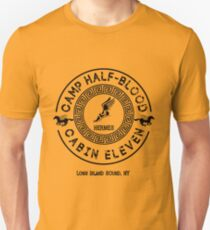 Percy Jackson - Camp Half-Blood - Cabin Eleven - Hermes Unisex T-Shirt