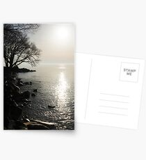A Bright New Day Postcards