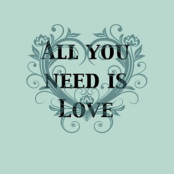 Al you need is love by hellfinger