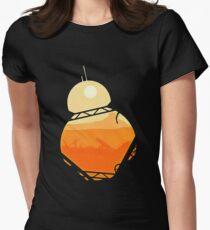 Starwars Womens Fitted T-Shirt