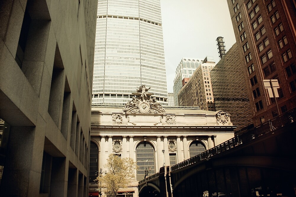 Grand Central by banncrawford