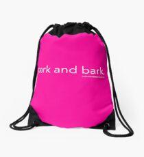 Park and Bark Drawstring Bag