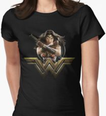 W0NDER GIRL Womens Fitted T-Shirt