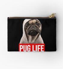 Original Pug Life Pug Zipper Pouch
