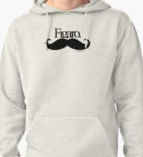 Figaro Mustache Pullover Hoodie