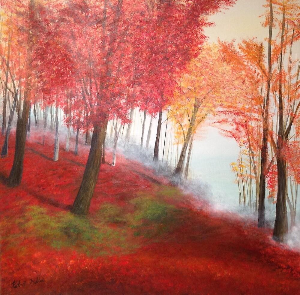 Natural Red by Robert Allan Miller