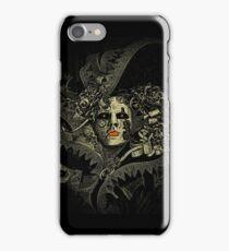Venetian alien iPhone Case/Skin