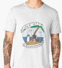 Isle of Flightless Birds Men's Premium T-Shirt
