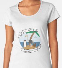 Isle of Flightless Birds Women's Premium T-Shirt
