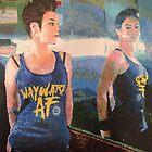 Kim Rhodes: Wayward AF by Lindsay Merwin