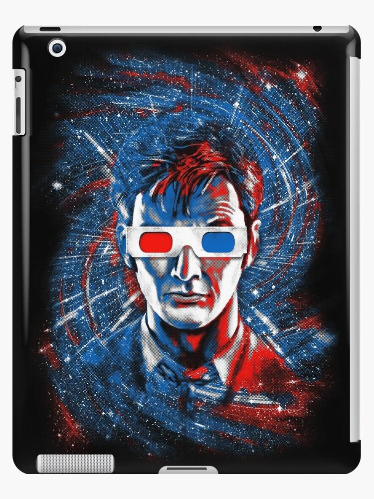 Doctor 10 3D by tonynichols