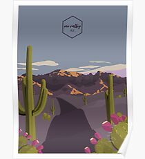 HOME - Oro Valley Poster