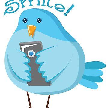 Smile! by lenorelocken