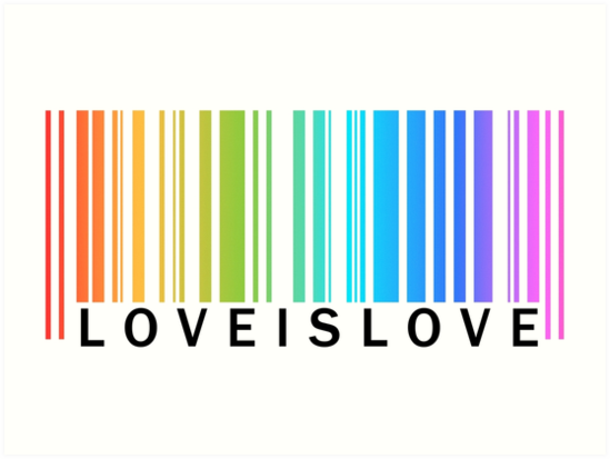 love is love gay