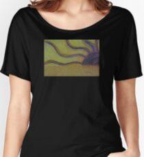 black sun Women's Relaxed Fit T-Shirt