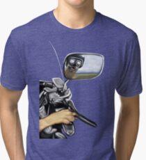 Bone To Be Wild Tri-blend T-Shirt