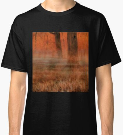 EARLY MORNIN' IN GEORGIA, Acrylic Painting, for prints and products Classic T-Shirt