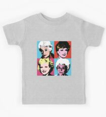 Warhol Girls Kids Clothes
