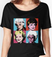 Warhol Girls Women's Relaxed Fit T-Shirt