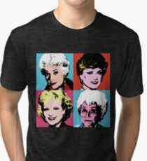Warhol Girls Tri-blend T-Shirt