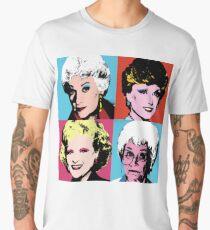 Warhol Girls Men's Premium T-Shirt