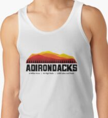 Adirondack Mountains - New York Tank Top