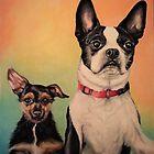 Little Friends by Pam Humbargar