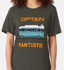 Camiseta ajustada captain fantastic bus