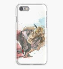 Kimura Trap iPhone Case/Skin