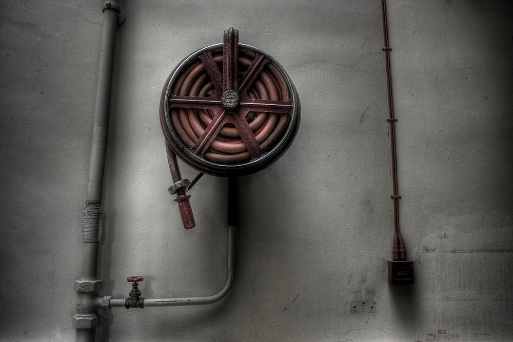 Fire Hose by Richard Shepherd