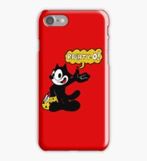 Righty-0! iPhone Case/Skin