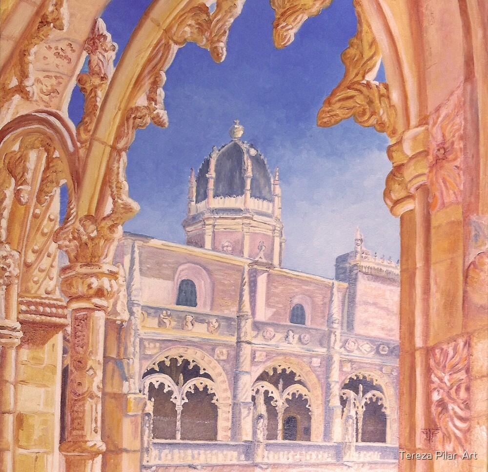 Claustro do Mosteiro dos Jerónimos by terezadelpilar ~ art & architecture