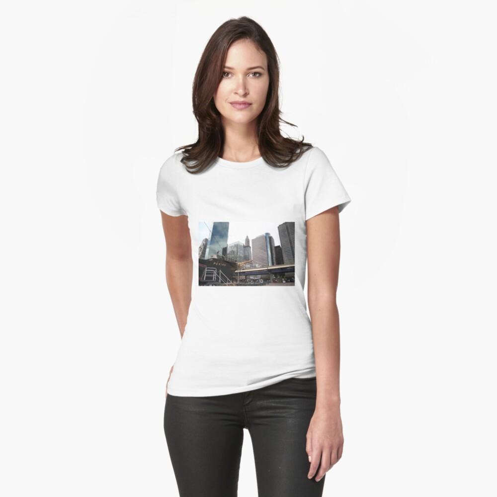 Peking Womens T-Shirt Front