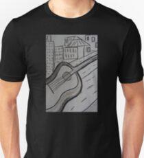 guitar town Unisex T-Shirt