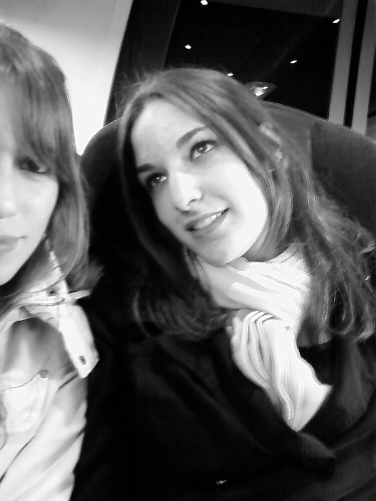 In the TER  :-D by FafsClms