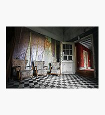 Leaving Wonderland Photographic Print