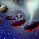Stellar Vortex by Elaine Bawden
