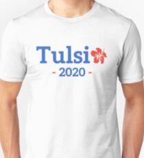 Tulsi Gabbard for President of the United States 2020 Unisex T-Shirt