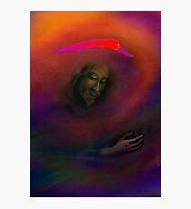 Christ Photographic Print