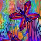 Butterfly Dream by Elaine Bawden