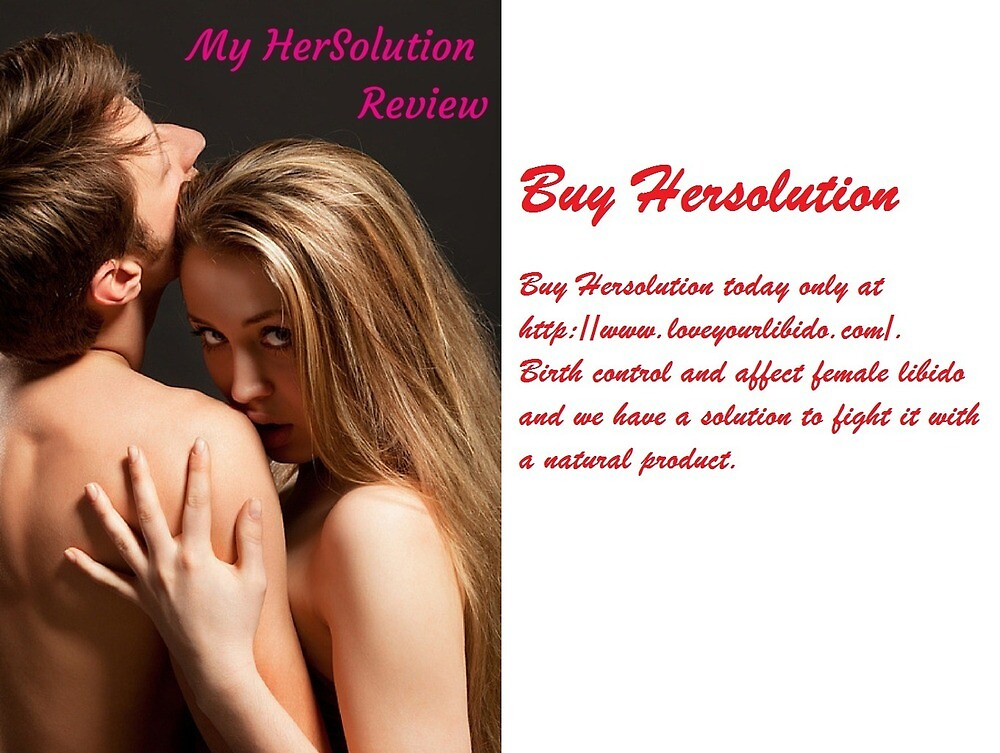 Buy Hersolution - www.loveyourlibido.com by loveyourlibido