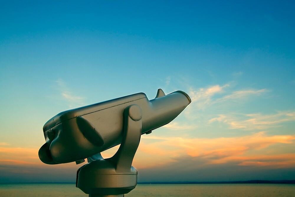 Seeking horizon by Csaba Jekkel