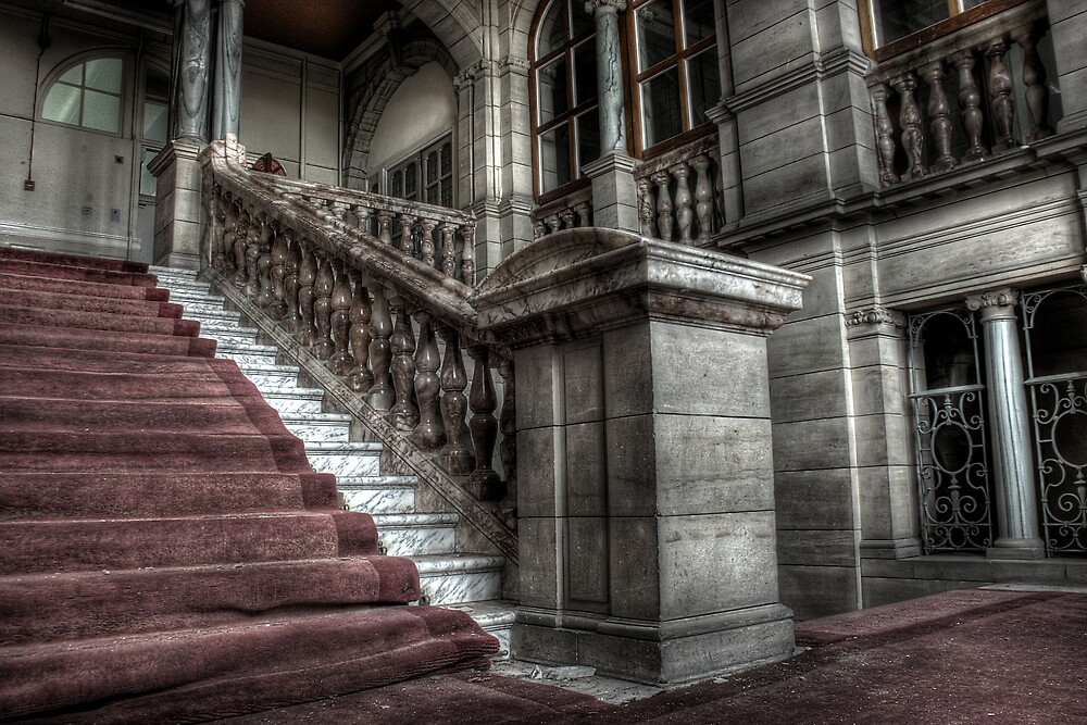 Roll out the red carpet by Richard Shepherd