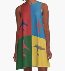 Planes A-Line Dress