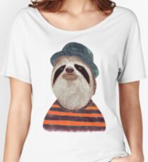 Sloth Women's Relaxed Fit T-Shirt