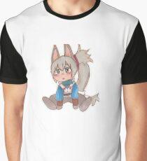 Bunny Takumi!!! Graphic T-Shirt