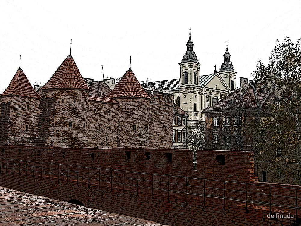 Old city 2 by delfinada