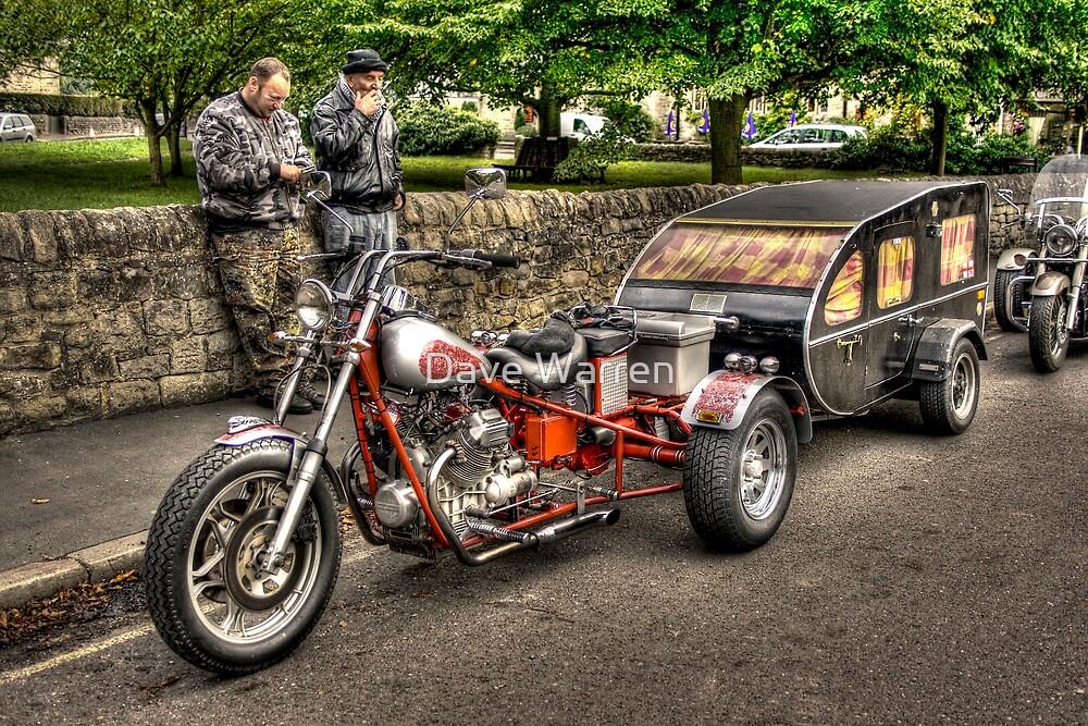 Hot Wheels by Dave Warren