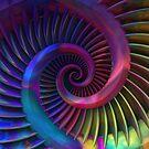 Color Turbine by Lyle Hatch